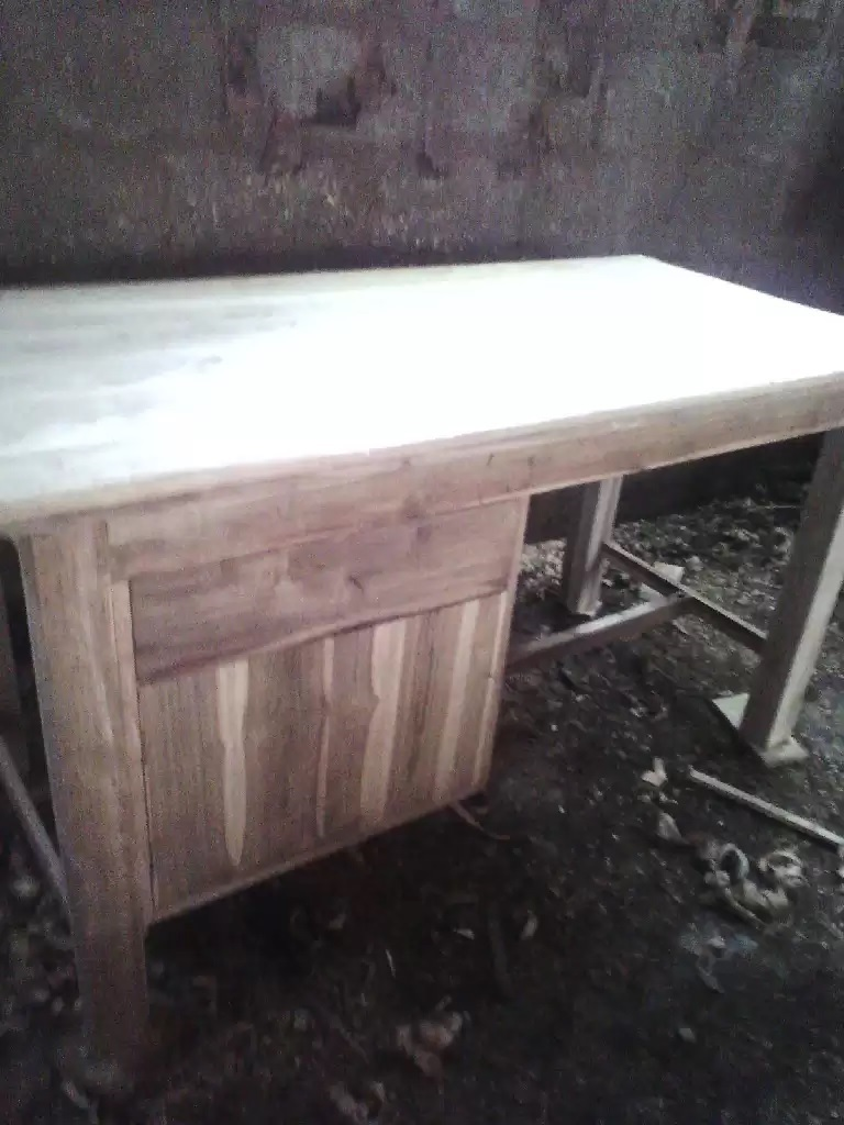 TEAK wood Medium Size (5ft by 3ft) TABLE