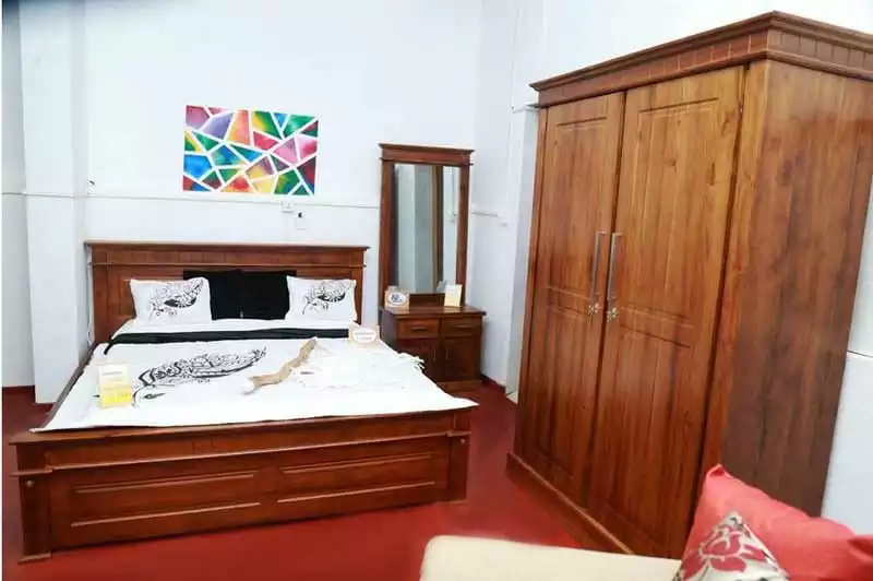 Jimmy Teak Bedroom suite